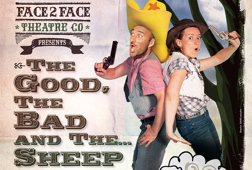 teatro en ingles para colegios the good the bad and the sheep