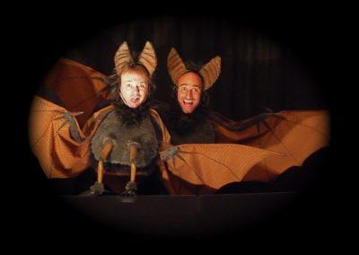drockula teatro en ingles face 2 face