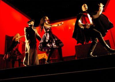 teatro en ingles madrid drockula