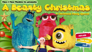 teatro en ingles A Beasty Christmas