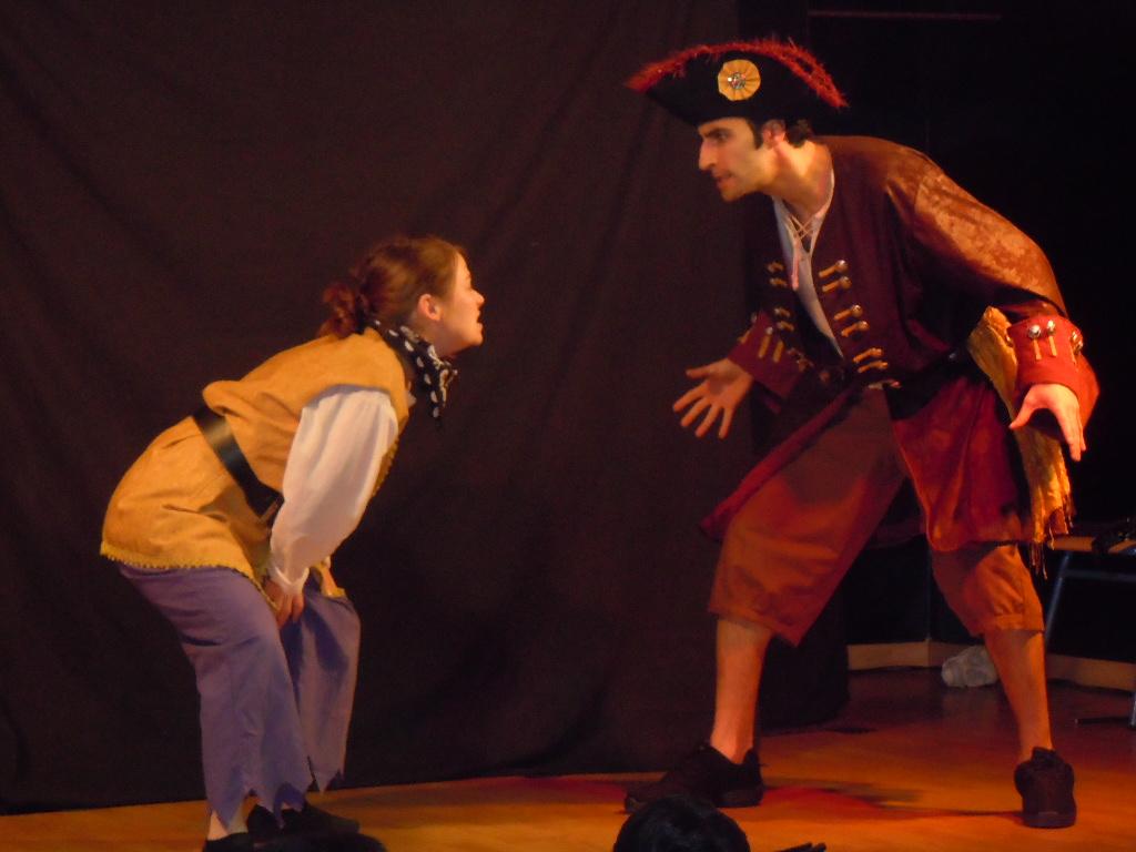 obras de teatro para colegios treasure Island