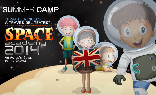 space academy summer camp face 2 face 2014