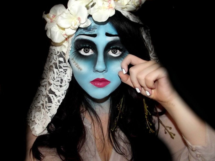ideas maquillaje halloween Dead-Bride