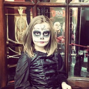 concurso disfraces halloween face 2 face