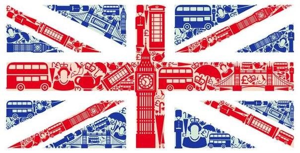 bandera aprender ingles