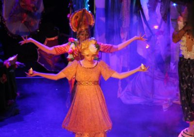 a midsummer night´s dream teatro en ingles