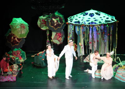 teatro en ingles a midsummer night´s dream face 2 face
