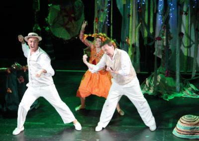 teatro en ingles a midsummer nights dream face 2 face