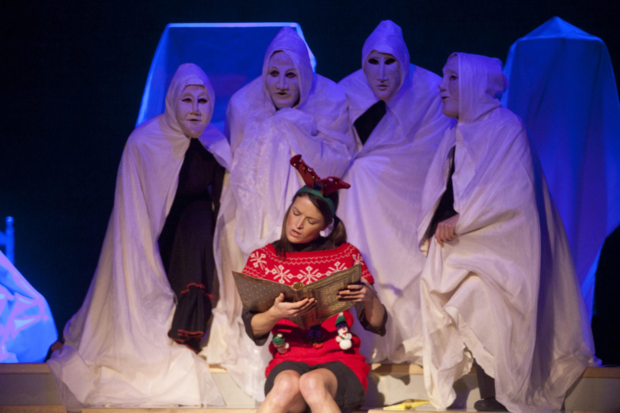 teatro ingles a christmas carol face 2 face