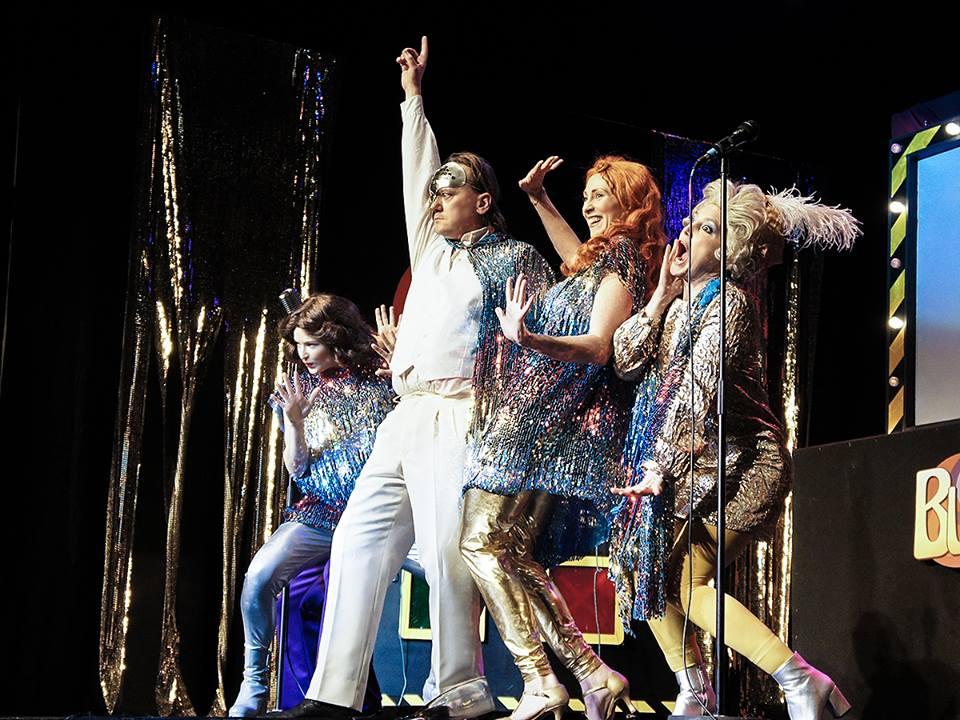 The Phantom of The Pop Era, Face 2 Face Theatre
