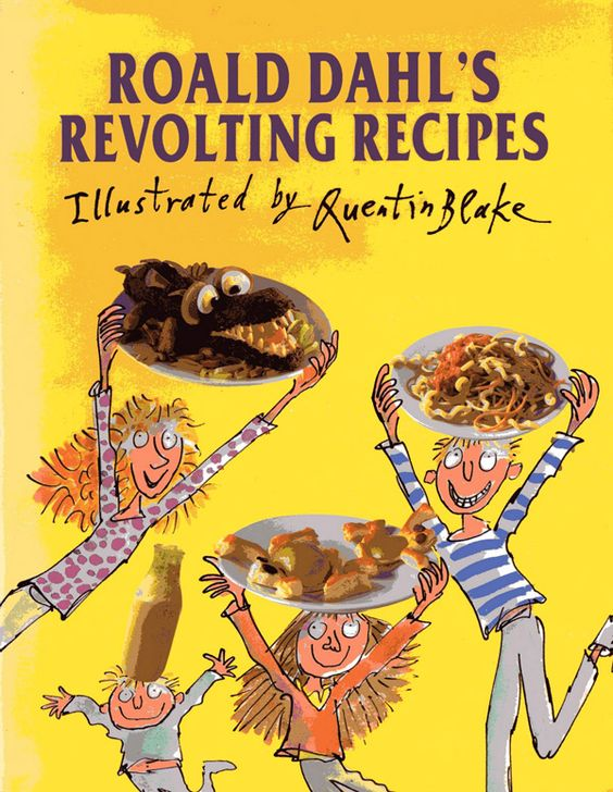 roald dahls Revolting recipes