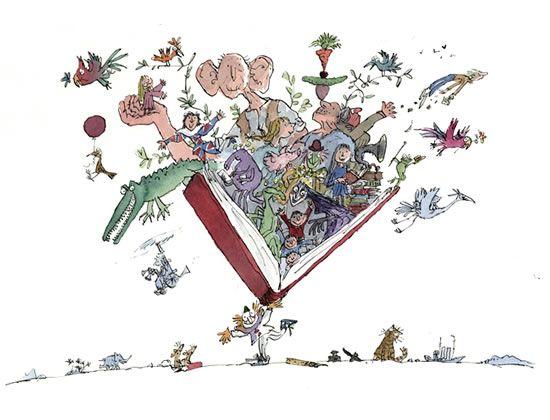 Roald Dahl Books image