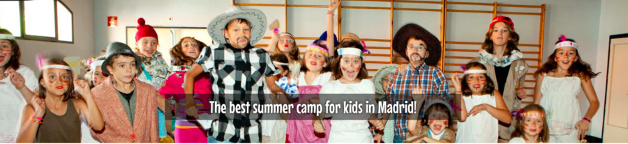 summer camp inmersion linguistica