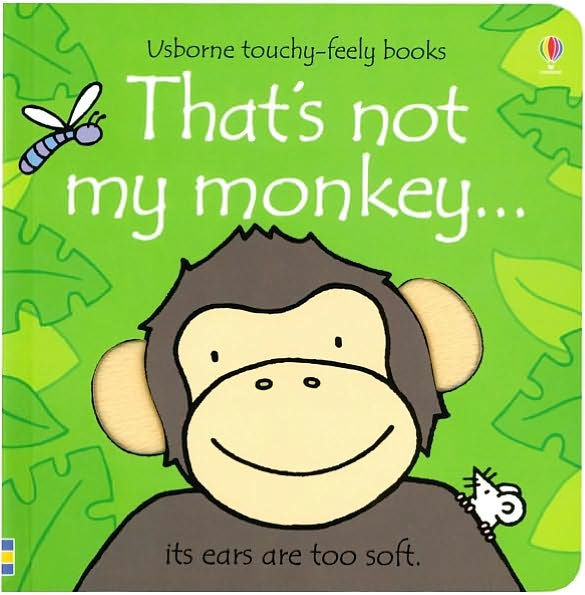 thats not my monkey, fiona watt