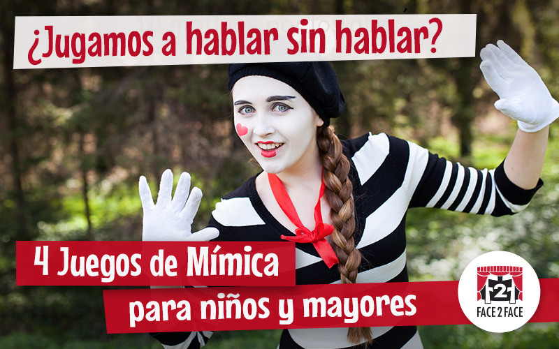 JUEGOS DE MIMICA