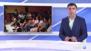 gira escolar face 2 face tv