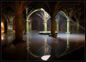 Paris Opera underground lake