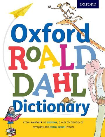 Roald Dahl Dictionary