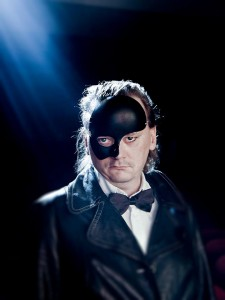 The Phantom, Played by Andy Glaysher