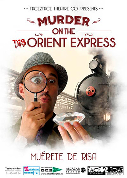 Murder on the Dis-Orient Express