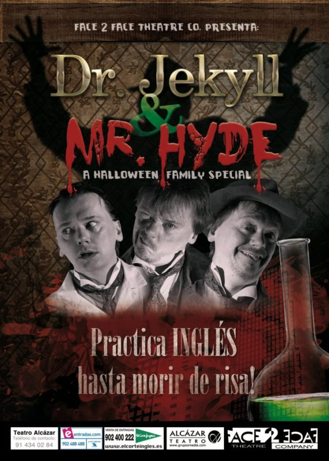 cartel_Dr Yekyll and Mr Hyde Face 2 Face theatre company