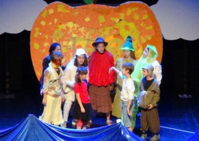 face 2 face summer camp teatro en ingles