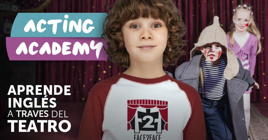 acting academy face 2 face