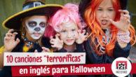 """10 canciones """"terroríficas"""" en inglés para Halloween"""
