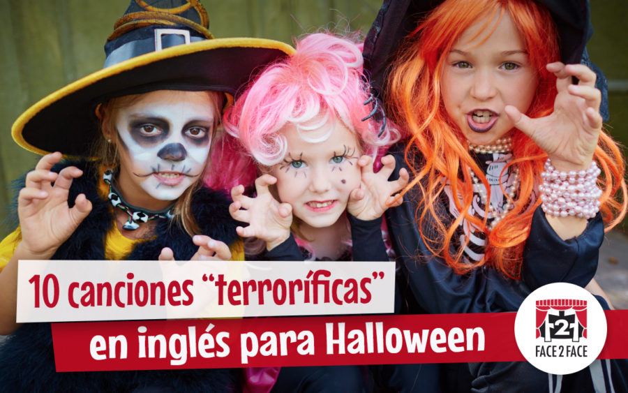 canciones en ingles de halloween