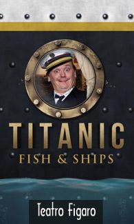Titanic Teatro en inglés