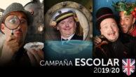 Campaña escolar 2019/20¿Quieres venir con tus alumnos al teatro?