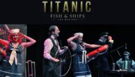 """Paolo Abbate: """"Cada representación es como un estreno porque Titanic: Fish & Ships es una obra viva que siempre tiene algo de primera vez"""""""