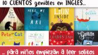 10 cuentos en inglés para niños que ya empiezan a leer solitos