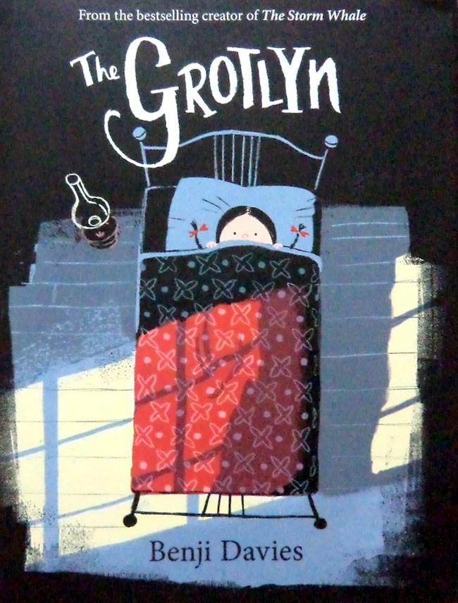 the grotlyn, benji davies