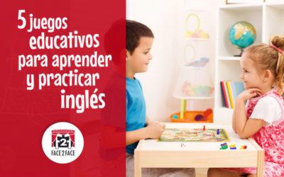 5 juegos educativos para aprender y practicar inglés