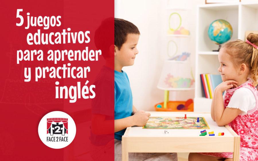 juegos educativos para practicar inglés