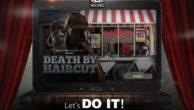 Death by Haircut,<br/>la versión más extravagante y cómica de Sweeney Todd