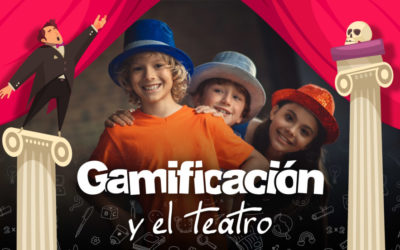 Gamification and theatre, an enormous potential in the teaching of English