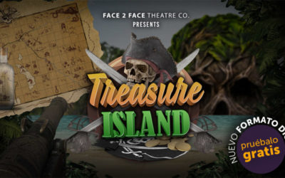 Treasure Island,Los piratas se apoderan de Let's DO IT
