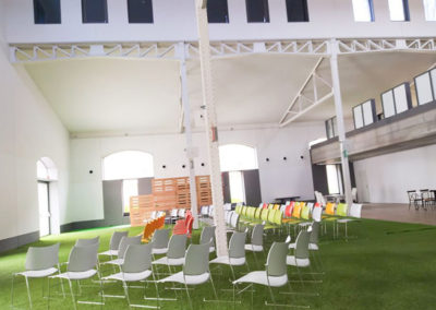 Instalaciones Summer Camp Madrid