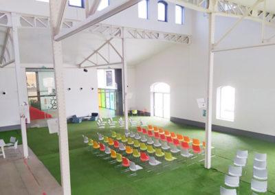Instalaciones Summer Camp Madrid