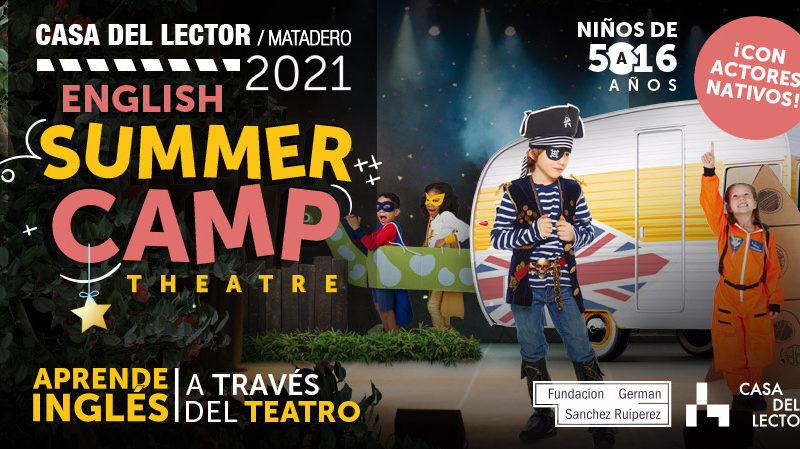 Summer Camp en Madrid de teatro en inglés