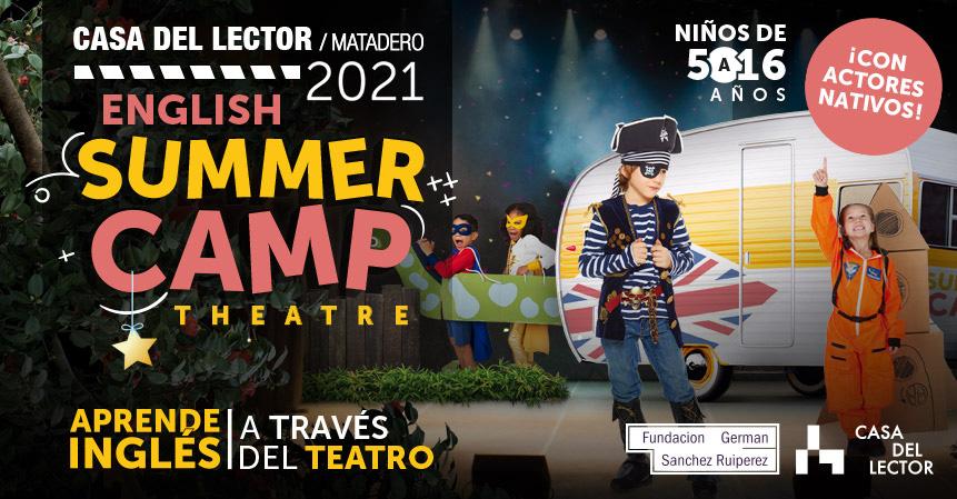 Summer Camp 2021: La Casa del Lector (Matadero), nuevo escenario de lujo para el campamento