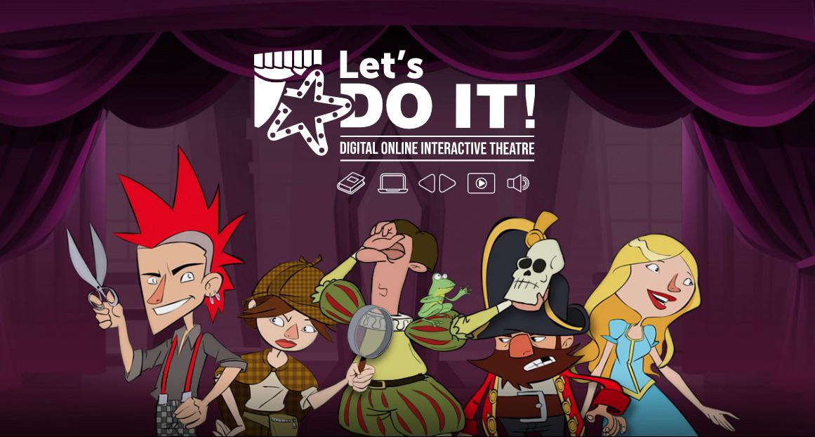 Lets Do it Teatro Interactivo en Ingles