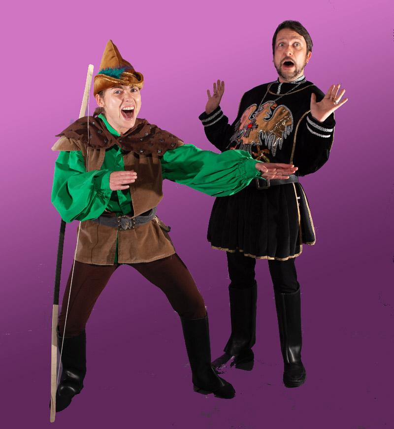 Robin Hood - Teatro en inglés